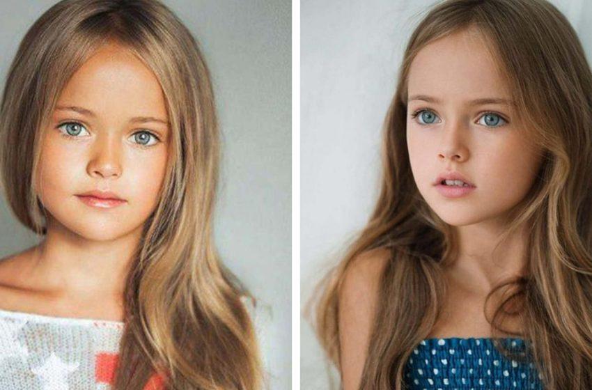 «Cамая красивая девочка в мире»: Как Кристина выглядит сегодня